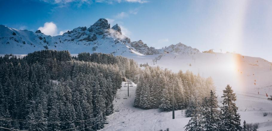 Le Coucou While waiting for winter, enjoy outdoor activities in Méribel