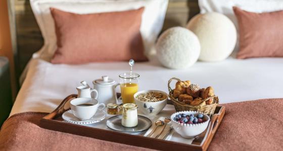 Hotel Le Coucou - Prestige Room