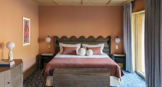 Hôtel Le Coucou - Suite Prestige(2 chambres)