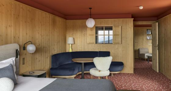 Hôtel Le Coucou - Suite Prestige