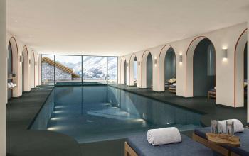 Hotel Le Coucou - Swimming Pool
